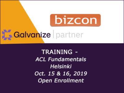ACL Fundamentals course – open enrollment