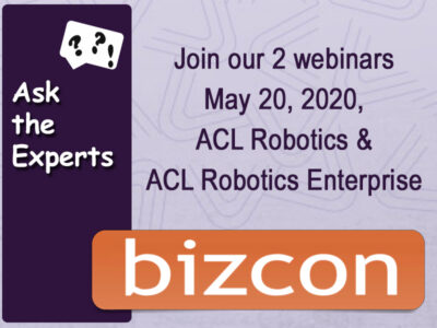 Free webinars on new ACL capabilities