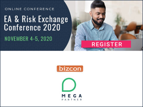 Meet Bizcon at the MEGA Virtual EA Conference November 4 & 5, 2020