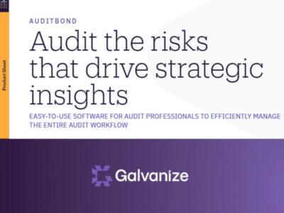 Drive efficiency across your entire audit workflow