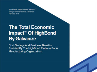 HighBond reduced risk, fraud, waste, and abuse costs