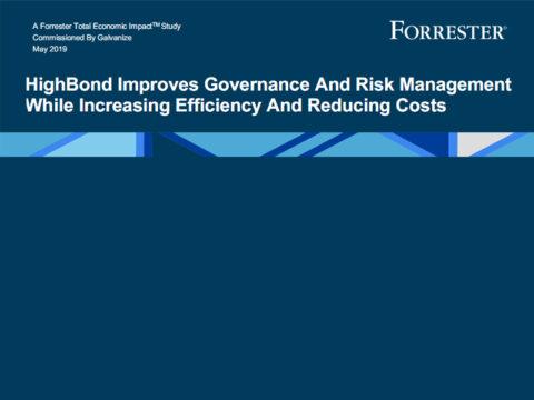 Improves Governance Risk