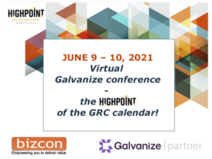 Virtual Galvanize GRC conference