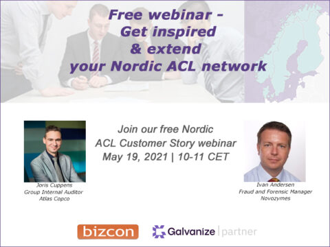 Nordic ACL Customer Story Webinar with Atlas Copco and Novozymes